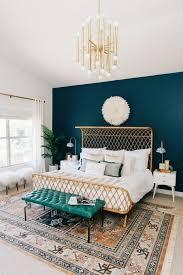 cozy blue black bedroom bedroom. Blue Green Bedroom. Unique Dark Teal Painted Back Wall And Bedroom O Cozy Black