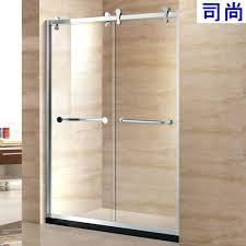 enchanting sliding shower door handles sliding glass shower door handle replacement