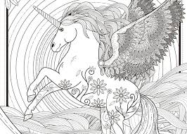 Small Picture Hard Unicorn Coloring Pages Coloring Coloring Pages