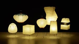 Vitra Lighting Vitra Handcrafted Fabrication Of The Akari Light Sculptures