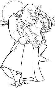 Kleurplaten Tinkerbell Disney Shrek Malvorlagen Disneymalvorlagen De