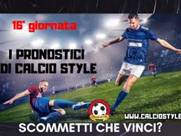 Pronostici Serie A: 16° giornata
