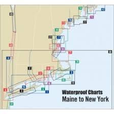 Maptech Waterproof Charts Maine Maptech Wpc 49 Lake Champlain