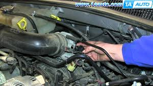 how to install replace throttle position sensor l jeep how to install replace throttle position sensor 3 7l 2002 06 jeep liberty