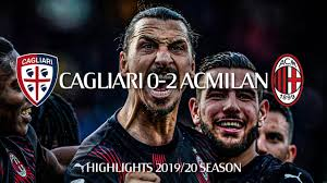 Highlights | Cagliari 0-2 AC Milan