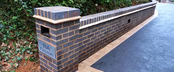 brick wall installers birmingham