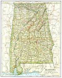 alabama maps alabama digital map library table of contents