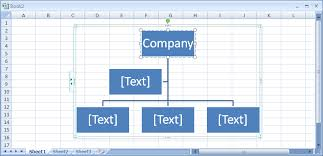 How To Create An Organizational Chart In Microsoft Word 2007 Create An Organization Chart Using A Smartart Graphic