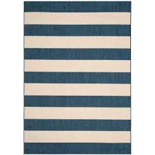 navy and white striped rug and courtyard navy beige 78 navy and white striped rug australia