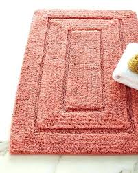 pink bath rugs light pink bathroom rugs tufted cotton bath rug x mu dark pink bath pink bath rugs