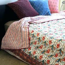 indian print bedding girls colorful western tribal