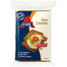 koolhydraatarme crackers ah