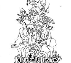 Small Picture Kingdom Hearts Pages Kids Coloring europe travel guidescom