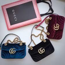gucci bags velvet. $218 gucci gg marmont velvet mini shoulder bag 443497 2016 email: winnie@shoescrazy. bags r
