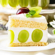 Muscat And Grape Cake Recipe Tastemade