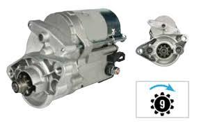 Starter Motor For Toyota Hilux YN56/YN85 2Y 3Y 4Y