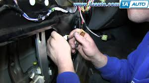 how to install replace front power window regulator suzuki how to install replace front power window regulator 2001 06 suzuki xl 7 99 05 grand vitara