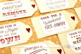 I Owe You Coupon Book Diy Love Coupons Lscign