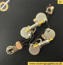 pre wired switchcraft usa 3 way toggle switch to fit gibson les Guitar Wiring Harness Uk find this pin and more on pre wired guitar harnesses guitar wiring harness kits for les paul