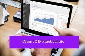 Class 12 Ip Practical File Download Pdf