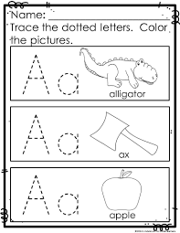 Print alphabet coloring pages for free and color our alphabet coloring! Abc Trace And Color Printables Reinforce Letter Recognition And Sounds While Provid Letter Recognition Worksheets Kindergarten Worksheets Printable Abc Tracing