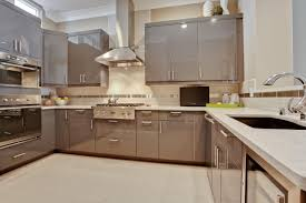 impressive taupe kitchen cabinets with taupe painted kitchen cabinets best kitchen gallery rachelxblog