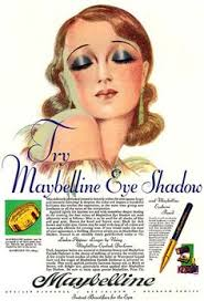 in 1914 max factor introduced the pancake makeup with the first eye shadows mercial henna based extracts
