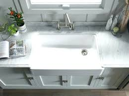 30 farmhouse sink. Kohler Farm Sink 30 Also Comes With A Textured Decorative Front Version We . Farmhouse