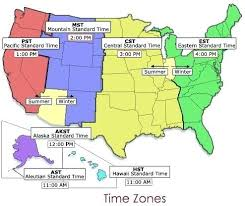 52 Distinct Usps Priority Zones