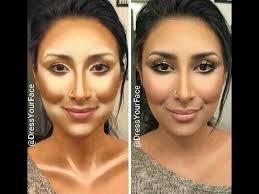 contour makeup kim kardashian. contouring \u0026 highlighting- kim kardashian\u0027s makeup secret! contour kardashian