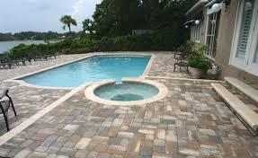 orlando brick pavers.  Brick Thin Paver Resurface Pool Deck For Orlando Brick Pavers R