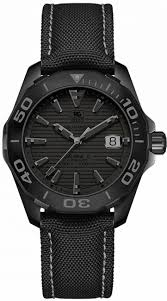 way218b fc6364 tag heuer aquaracer 300m automatic 41mm limited hover to zoom