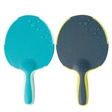 table tennis bats. fr130 outdoor recreational table tennis bats set of 2