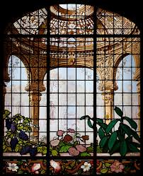 to paint glass 800px henry g marquand house conservatory stained glass window