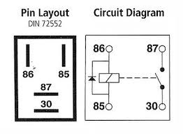 micro relay 4 pin 12v 20a diode 1 jpg micro 5 pin relay micro image about wiring diagram 400 x 294