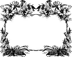 Black Ornate Frame Png BIG IMAGE PNG Black Ornate Frame Png O
