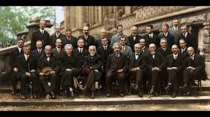 The Solvay Conference, probably the most intelligent picture ever taken,  1927 - YouTube