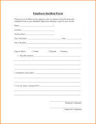 Sample Incident Report Form In Child Care For Churches Aged Doc