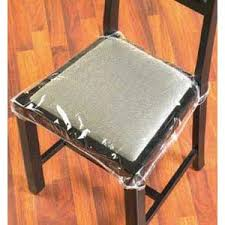 chair protectors. dining chair seat protectors - set of 4