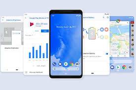 Google Android Pie All The New Features Coming To Android