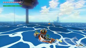 The Legend Of Zelda The Wind Waker Treasure Chart 25 Is