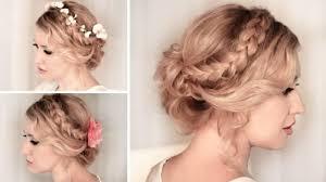 Avis Coiffure Mariage Cheveux Mi Long Lisse Coiffeur