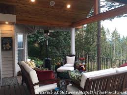 deck heaters extend the time you can use a porch by adding an outdoor heater for deck heaters electric