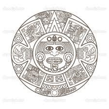 Mayan Calendar Worksheet Image Collections Kindergarten Preschool