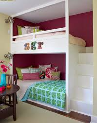bedroom designs for girls with bunk beds. Brilliant Bedroom Beds Design For Kids Dining Room Dazzling Bunk Bedroom Designs 13 Kid Bedrooms  Girls Bunk Bedroom Design Ideas With