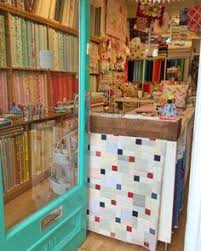 London patchwork quilt fabric store shop Tikki Patchwork   Craft ... & Have a look inside Tikki Patchwork fabric store in West London TW9 3LU Adamdwight.com