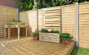 grange wooden urban screen planter urbpl