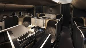 british airways b787 9 first seat