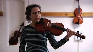 Scales Workshop Viola Grade 2 C Harmonic Minor 1 Octave Single Bows