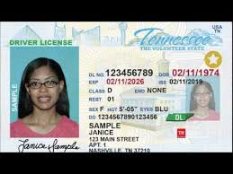 To - Real Id Tennessee Youtube Coming